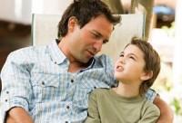 Разговор отца с сыном